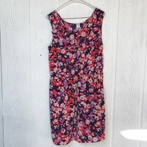 Banana Republic Floral Dress Size 8